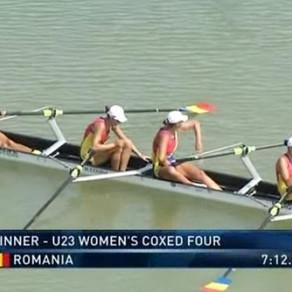 Rezultat exceptional pentru Romania la Campionatul Mondial de Canotaj