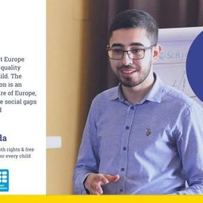 Tânărul European al Anului 2021 a fost desemnat un român