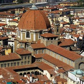 Capela Medici curățată cu ajutorul unei bacterii