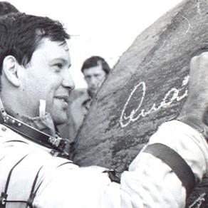 Cea mai frumoasă amintire din Cosmos. Interviu cu astronautul Dumitru Prunariu / Audio