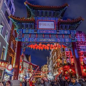"""""""Xin Nian Hao"""" de Anul Nou chinezesc"""