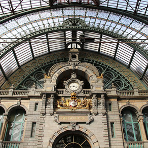 Gara in care nu regreti daca ai pierdut trenul: Antwerpen-Centraal