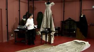 Povestea unei rochii care a aparținut Reginei Maria