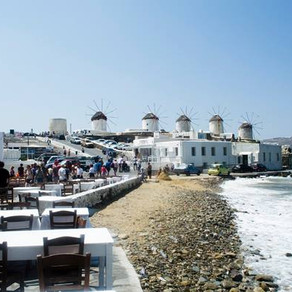 Insulele grecești aglomerate ar putea fi închise din cauza variantei Delta