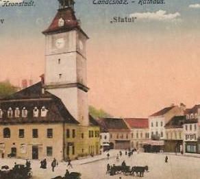 332 de ani de la incendiul care a transformat Biserica Neagra