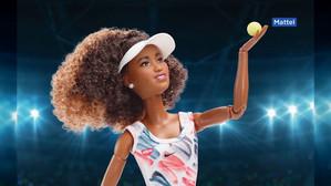 A apărut păpușa Barbie inspirată de jucătoarea de tenis Naomi Osaka