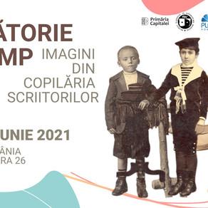 Expoziție interesantă: Copilăria scriitorilor români