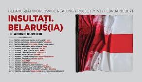 Solidaritatea teatrelor din România cu artiştii din Belarus