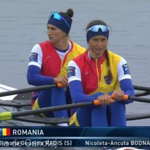 Sase medalii pentru Romania la Cupa Mondiala de canotaj de la Lucerna