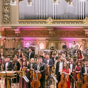 Concert extraordinar pentru Brancusi