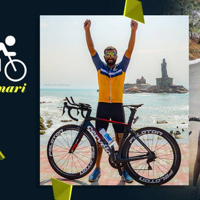 Record mondial pe bicicletă