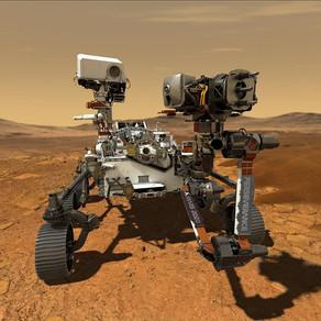 Robotul Perseverence a ajuns pe Marte fără probleme