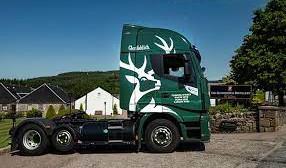 Beneficiile consumului de whisky pentru camioane