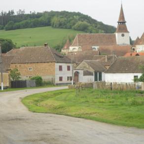 Satul din care au plecat și sașii, și porumbeii / Reportaj