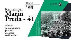 Expozitie cu documente privind moartea scriitorului Marin Preda -  la Muzeul National al Literaturii