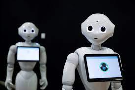 """Productia singurului robot cu """"emotii"""" a fost oprita"""
