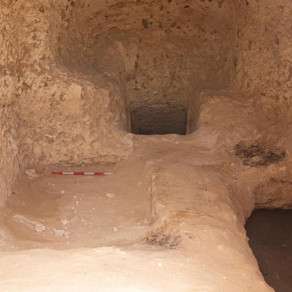 Morminte de mai mult de 4.000 de ani, descoperite in Egipt