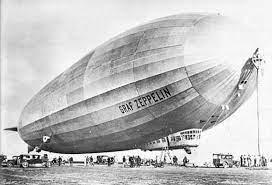 Ascensiunea si decaderea sperantei aviatei civile: zeppelin-ul/FOTO+VIDEO