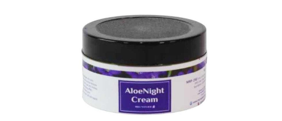 ALOE VERA NIGHT CREAM (60G)