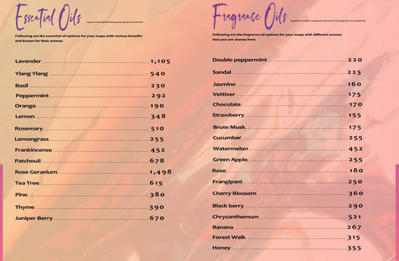Essential_oils_& Fragrances_Oils_Soap Ki