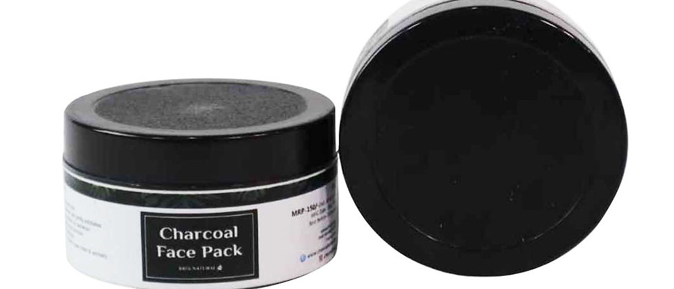CHARCOAL FACE PACK (50G)