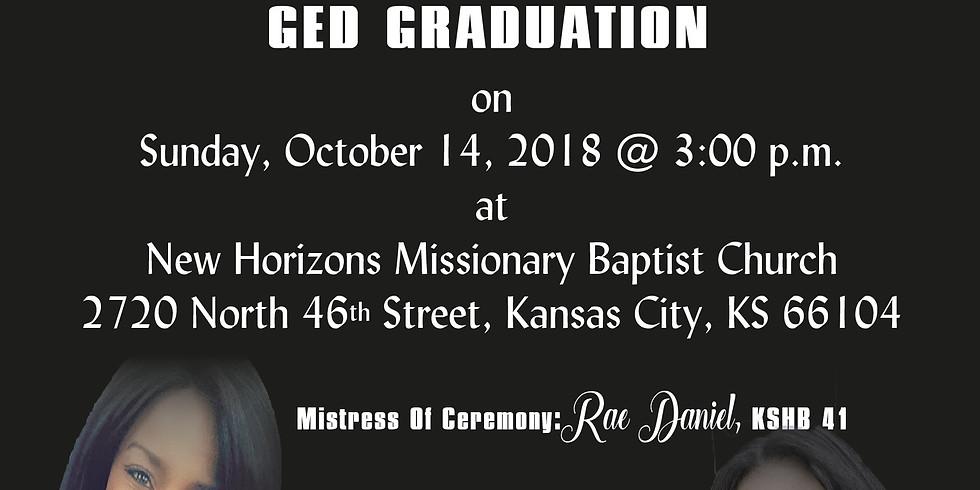MADE MEN GED Graduation