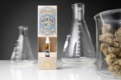 Mountaintop Extracts - Mountain Mist