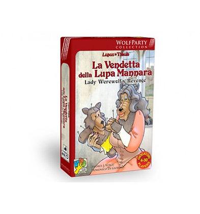 LUPUS IN TABULA - LA VENDETTA DELLA LUPA MANNARA (ESP.)