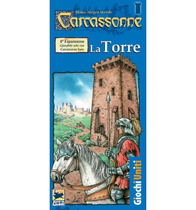 CARCASSONE LA TORRE