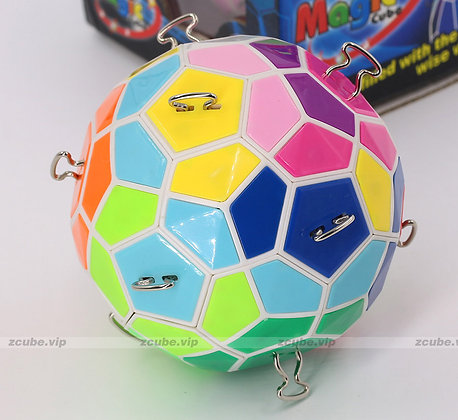 MAGIC 12-AXIS WITBALL PUZZLE CUBE