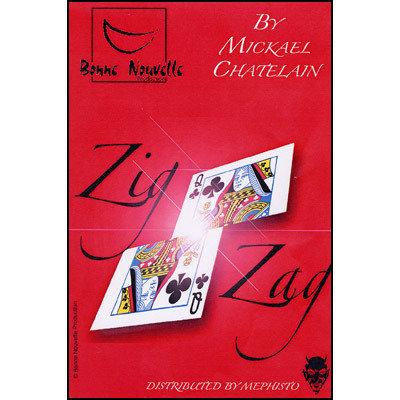 ZIG ZAG BY MICKAEL CHATELAIN (ORIGINALE)