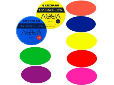 AQUACOLOR 8 ml FLUO