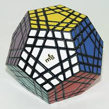 SHENGSHOU 12-AXIS PUZZLE CUBE - GIGAMINX 5X5