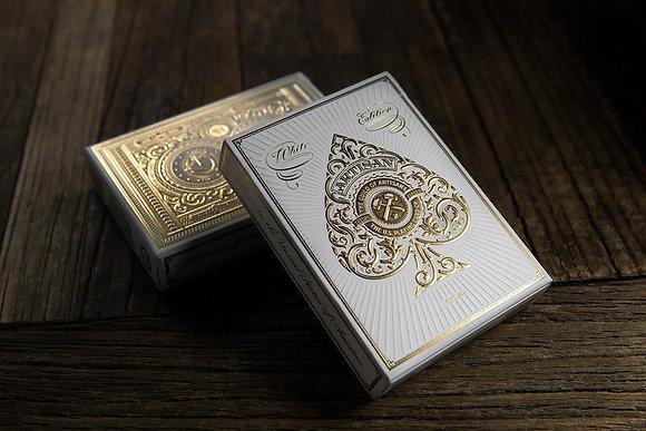 Carte Artisan white