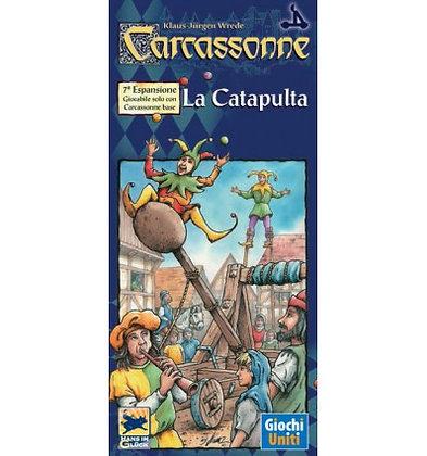 CARCASSONE LA CATAPULTA