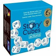 STORY CUBES Actions (azzurro)