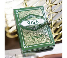 Finalmente arrivate le Green Visa Deck
