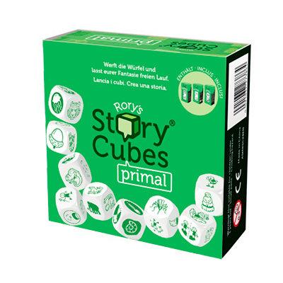 STORY CUBES Primal (Verde Scuro)