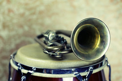 Horn and Drum