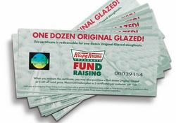KK Fundraising Certificates