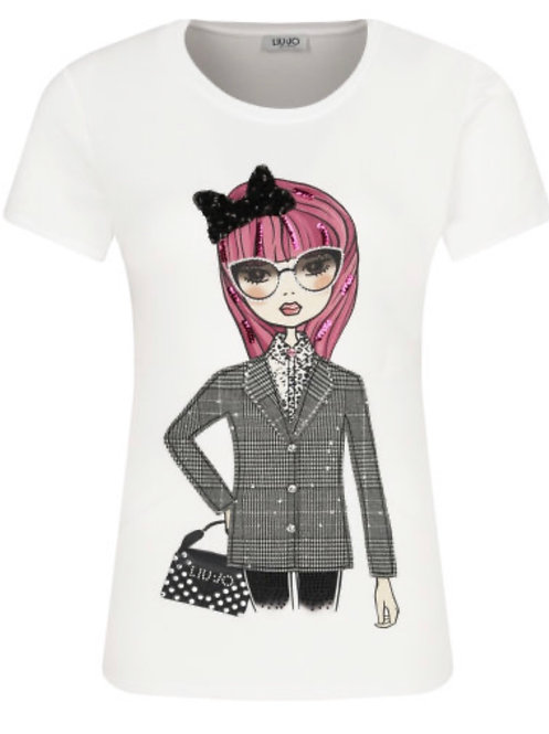 LIU JO T-SHIRT GIRL