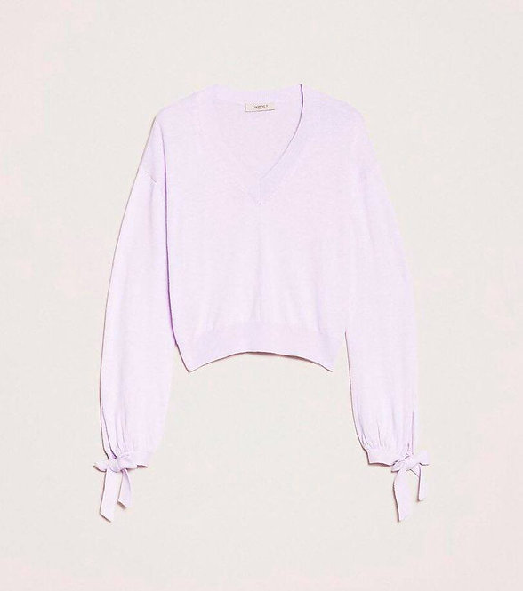 TWINSET CASHMERE BLEND BOXY JUMPER