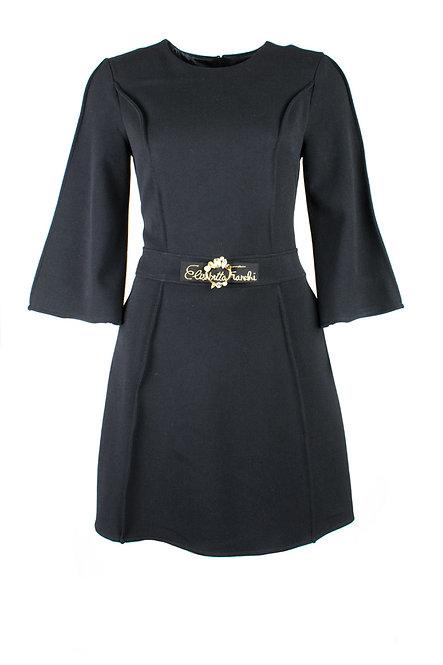 ELISABETTA FRANCHI LITTLE BLACK DRESS