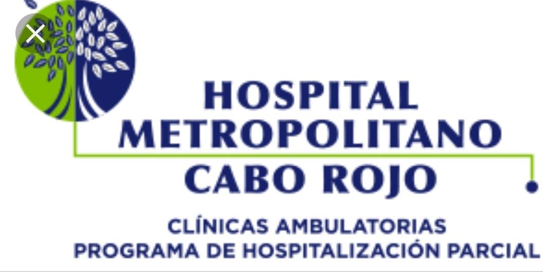 LOGO HOSPITAL METROPOLITANO DE CABO ROJO