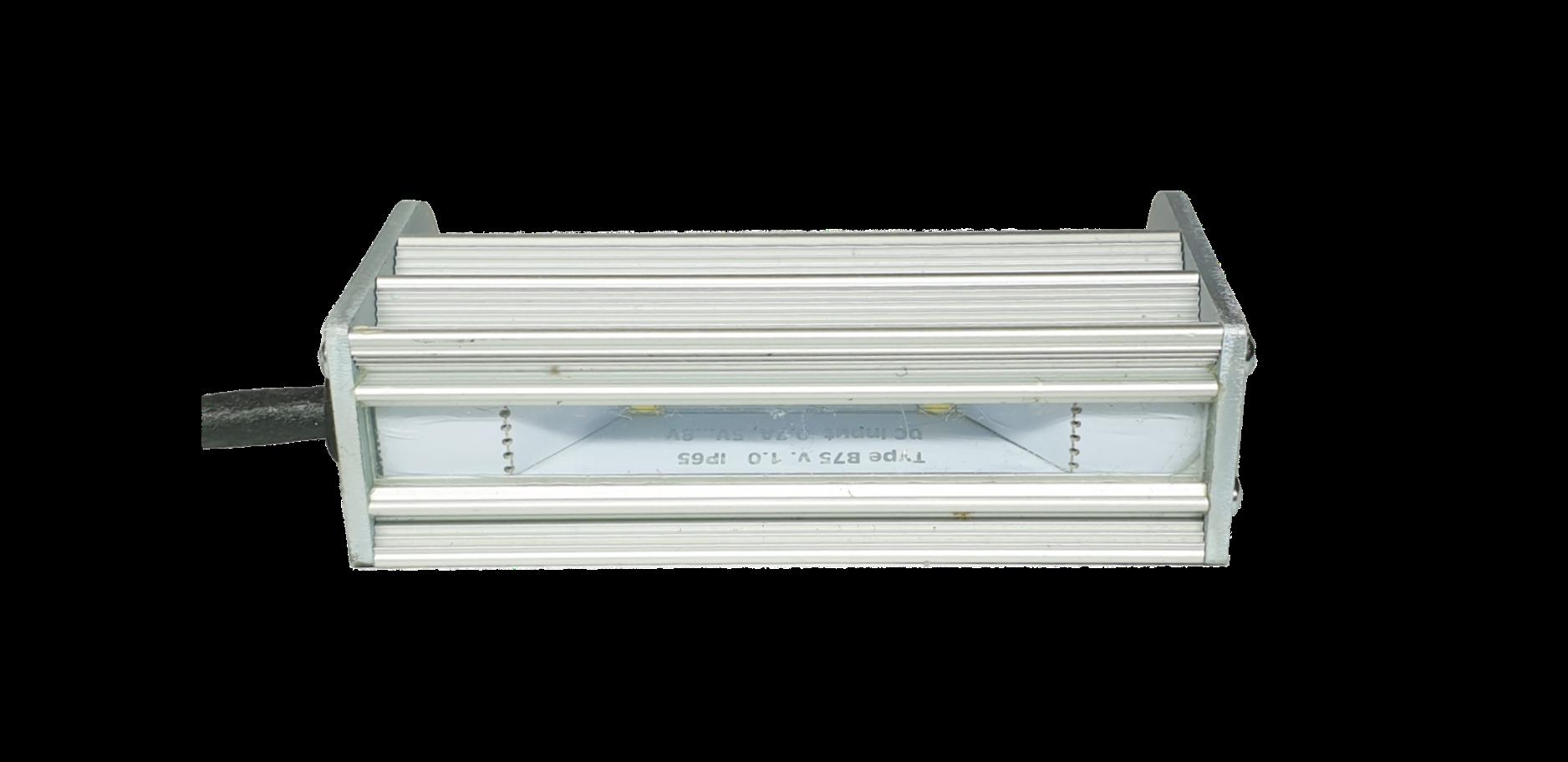 LED-Spottivalo pieni AA-Elektroniikka