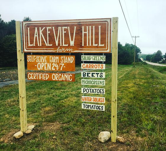 Lakeview Hill Farm