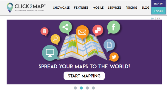 Mapas interactivos: qué son y cómo usarlos para generar engagement con tu audiencia digital.