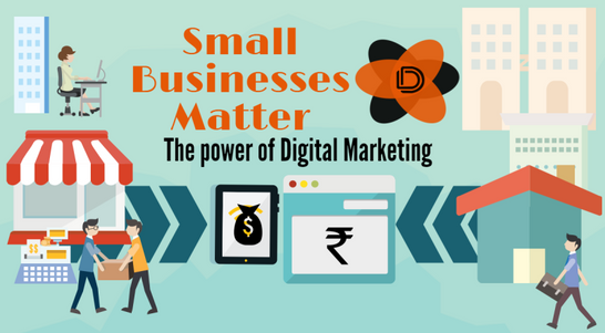 Small Businesses Matter: The Power of Digital Marketing