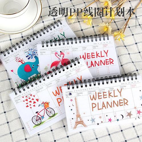 Weekly/Monthly Organizer Planner