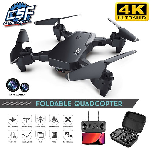 NEW Drone Camera 4k HD Wide Angle Camera 1080P WiFi